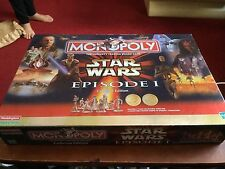 Monopoly Star Wars Episode I Collector's Edition