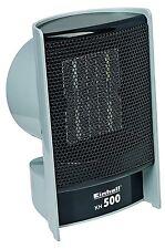 Heizlüfter Schnellheizer 500 Watt Klein Flexibel Lufterwärmung Heizung Bad Wärme