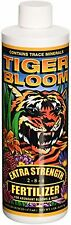 Fox Farm Tiger Bloom Liquid Concentrate Fertilizer, 1Pint, New, Free Shipping