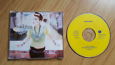 MADONNA LIKE A VIRGIN GERMAN YELLOW DISC RARE CD SINGLE
