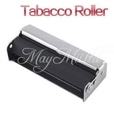 New 70mm Easy Auto Automatic Rolling Cigarette Roller Tabacco Maker Machine XW っ