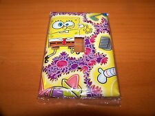 SPONGEBOB SQUAREPANTS LIGHT SWITCH PLATE