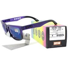 Spy 673015223884 HELM Deep Purple Grey Purple Spectra Mens Wayfarer Sunglasses