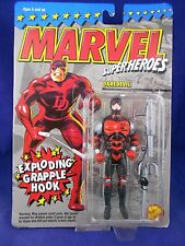 "Marvel Super Heroes 1994 Daredevil   ""Exploding Grapple Hook"" Toy Biz – MIMP"