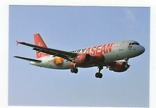 Thai Air Asia Airbus A320-216 # 2 Aviation Postcard, A709