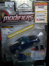Modifiers adjustable suspension, Blue 1999 Honda Civic 51