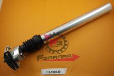 F3-100339 Canotto tubo Sella mm 27,2 AMMORTIZZATO Alluminio SILVER