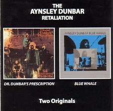 """Aynsley Dunbar Retaliation: """"Dr. Dunbar's Prescription/Blue Whale"""" (CD Reissue)"""