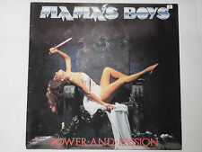 MAMA'S BOYS -Power And Passion- LP