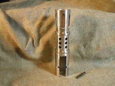 RUGER MINI 7.62/30 STAINLESS  MUZZLE BRAKE & PIN  *NEW*