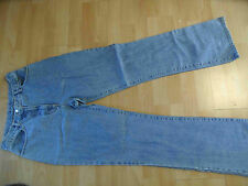 KATHLEEN MADDEN coole helle Retro Jeans Gr. 38 ? TOP TH316