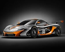 McLaren P1 Car Poster Wall Decoration High Quality 16x20