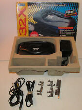 Sega Genesis 32X 2 MB Black Console (NTSC) System Bundle in BOX!! Great Shape