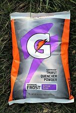 Gatorade Thirst Quencher Powder Riptide Rush  50.9 Ounce Mix 6 Gallon