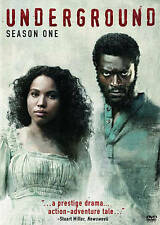 Underground (Tv Series) - Season 01, Very Good DVD, Jessica De Gouw, Aldis Hodge