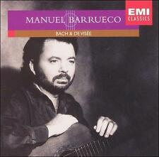 Manuel Barrueco - Bach & de Visée, , Good Import