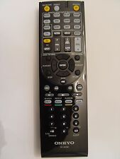 Onkyo RC-803M Remote Control Part # 24140803 For HT-S7409  HT-S8409  TX-NR609