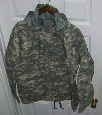 NEW GORE-TEX, MED/X-SHORT ARMY GEN II PARKA, COLD WEATHER UNIVERSAL CAMOUFLAGE