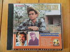 I Walk the Line 24 Country Greats Elvis Presley Bill Hayes Johnny Cash Burnette