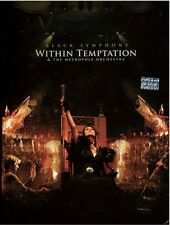 Black Symphony - Within Temptation DVD Sealed New