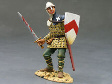 King and (&) Country MK022 - Man-at-Arms w/Sword & Shield - Retired