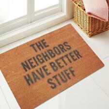 New Funny Welcome Doormat Indoor/Outdoor Rubber Floor Mats Non Slip Rugs Carpet