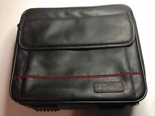 "TARGUS Messenger Computer Bag / Brief Case Black 15"" x 14"" x 6"""
