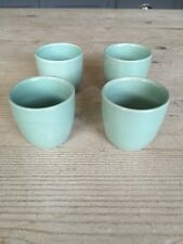 Woods Ware Beryl Egg Cup X 4