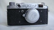 kmz fed 2  w/ fed collapsible 3.5/50mm lens vintage RF film camera LEICA copy