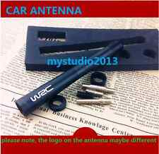 Black Carbon Fiber Stub Bee Sting Car Antenna Aerial Suit For Suzuki Swift