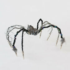 Scary STEAMPUNK SPIDER Halloween Decoration Bendable poseable legs EEK