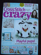 Cross Stitch Crazy Issue 226 Free Spring Floral Heart Necklace Kit M