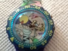 "SWATCH WATCH ""JUNGLE"" NEW IN BOX MINT SCUBA LOOMI SDV900"