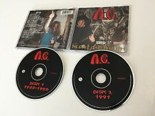 ANAL CUNT - The Early Years: 1988-1991 2CD (Seth Putnam AxCx a.c. Vaginal Jesus)