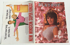 COUVERTURE SEULE / COVER ONLY # PLAYBOY US # 08/1967 #