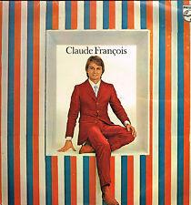 """album 12"""" 30cms: Claude François: si douce à mon souvenir. flèche B"""