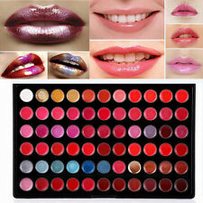 66 Color Pro  Lip Gloss Palette Moisture Lasting Lipstick  Cosmetic Makeup