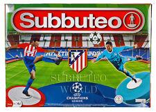OFFICIAL 2017 ATLETICO MADRID SUBBUTEO BOX SET PAUL LAMOND TABLE SOCCER FOOTBALL