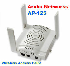 Aruba Networks AP-125 Dual-Radio 3x3 Wireless Access Point 802.11n
