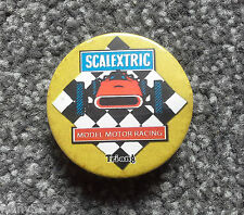 Scalextric Tri-ang Vintage Style Model Motor Racing Badge