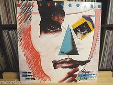 "★★ 12"" LP - BILLY SQUIER - Signs Of Life - OIS (Lyrics)"