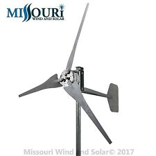 DC output Confederate 3 blade 500 watt 12 volt wind turbine Ultimate Tracking