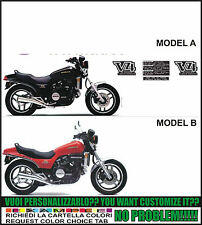kit adesivi stickers compatibili vf 750 s v45 sabre 1983