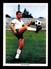 Rolf Schweighöfer Autogrammkarte Werder Bremen Spieler 60er Jahre Original Sign