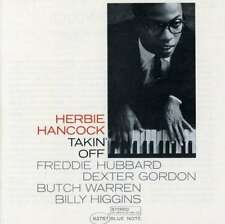 Takin' Off (2007 Rvg Remaster) - Herbie Hancock CD EMI
