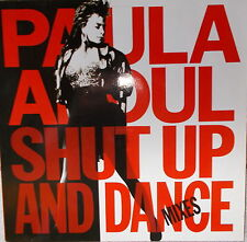 LP Paula Abdul Shut Up And Dance (The Dance Mixes),OIS,VG++ TOP,cleaned,Virgin