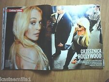 LINDSAY LOHAN in Viva! 20/2010 Polish magazine