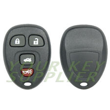 New Replacement Keyless Entry Remote Key Fob Shell Case 4 Button Pad OUC60270