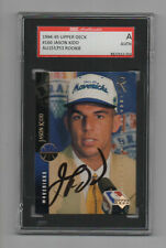 Jason Kidd 1994 1995 Upper Deck signed auto autographed card SGC Certified Mavs