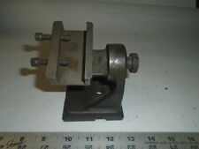 MACHINIST LATHE MILL Machinist Grinding Milling Indexing ? Fixture
